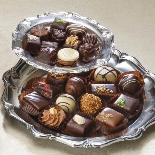 Dessert chokolade fest chokolade